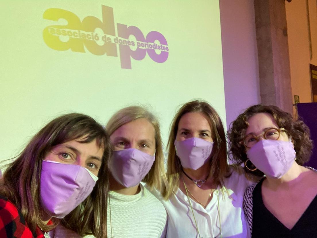 Premi de l'ADPC de bones pràctiques en Comunicació no Sexista 2020